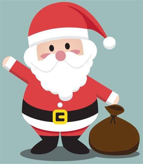 Clipart Babbo Natale Babbo Natale Di Rosso Vestito Di Jolanda Restano I Testi