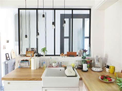 cuisine style atelier artiste tendance la verrière style atelier d 39 artiste frenchy fancy