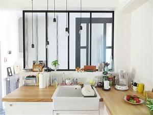 tendance la verriere style atelier d39artiste frenchy fancy With cuisine style atelier artiste