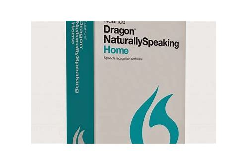 dragon naturally speaking trial download