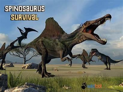 Spinosaurus Survival Simulator Fast Dinosaur Google App