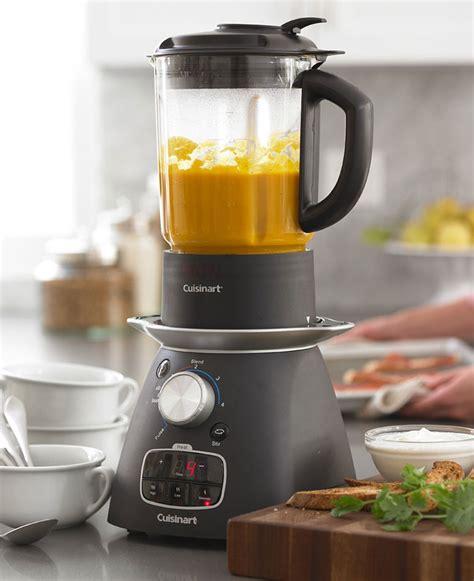 mixer cuisine cuisinart soup maker blender the green