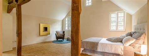 Fachwerkhaus Schlafzimmer Giebel Balken