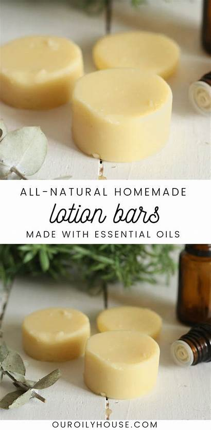 Lotion Bars Homemade Recipe Oils Soap Ouroilyhouse