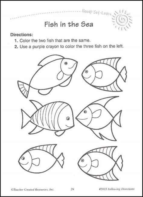 Following Directions Worksheet 3rd Grade Worksheets For All  Download And Share Worksheets