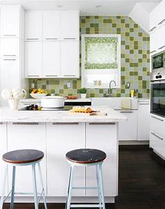Cute Kitchen Ideas for Small Spaces: white small kitchen ...