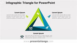 Infographic Triangle For Powerpoint