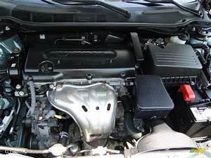 2009 Toyota Camry Se 2 4 Liter Dohc 16