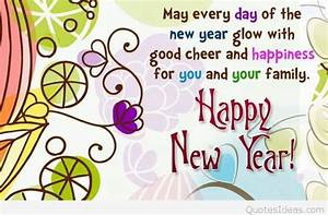 Message Happy new year card 2016