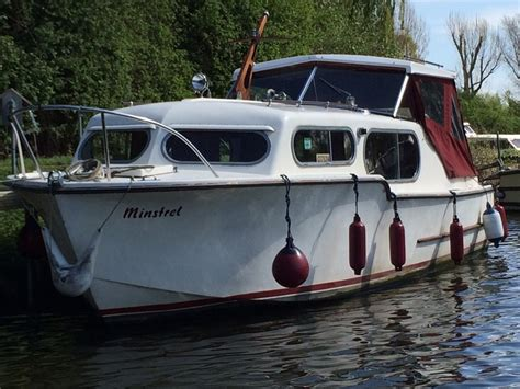 Freeman Boats Uk by Freeman 26 Boat For Sale Quot Minstrel Quot At Jones Boatyard
