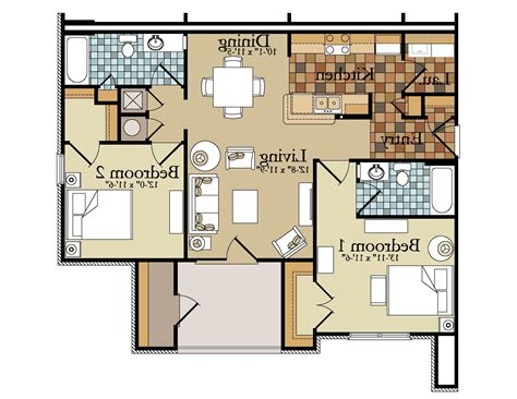 in apartment floor plans 3 bedroom garage apartment floor plans photos and
