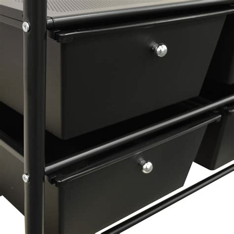 Drawers With Rails by Store Fully Adjustable Wardrobe Hanging Clothes