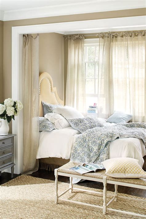 how to drape a canopy bed how to hang drapes how to decorate