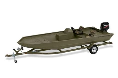 Grizzly 2072 Boat Only by All Welded Boats For Sale