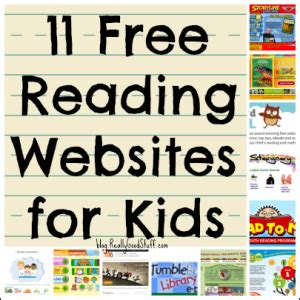 Websites Who To Read by 11 Free Reading Websites For Free Homeschool Deals