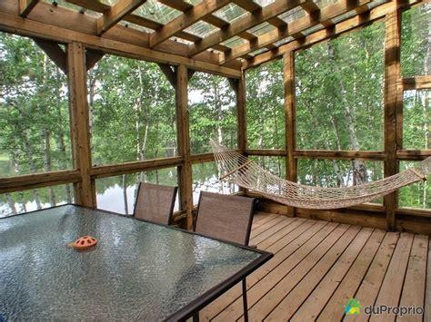 moustiquaire fabrication maison abri moustiquaire patio recherche veranda