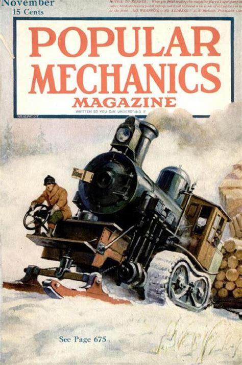 vintage popular mechanics magazine volume  dvd