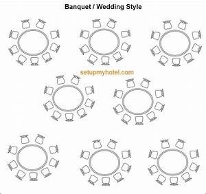 9 Types Of Banquet Room Setup    Event Room Setup Styles