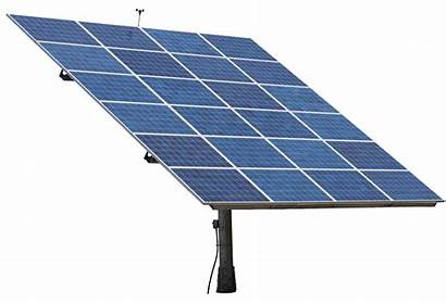 Solar Panels Photovoltaic System Power Plant Transparent
