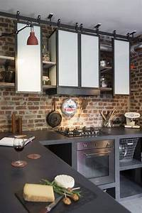 best 25 industrial kitchen design ideas on pinterest With awesome deco maison avec poutre 6 poele a bois 60 m2