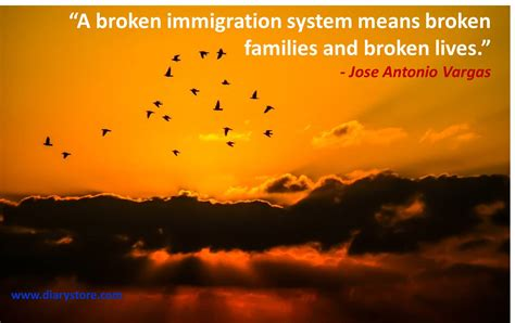 immigration quotes country immigration quotations