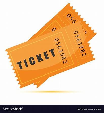Movie Tickets Vectorstock