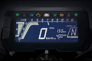Cb150 Exmotion 2017 Thailand Speedometer