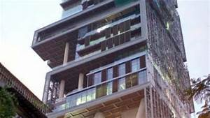 India's richest man builds first $1-billion home, Antilia ...