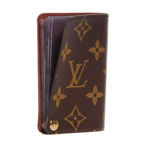 louis vuitton monogram porte cartes credit pression 94100