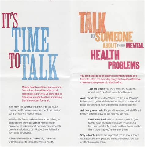 Info Page Mental Health Worries On Rochford Life Magazine
