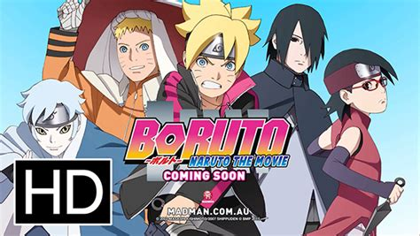 Boruto -naruto The Movie- English Subtitled Trailer