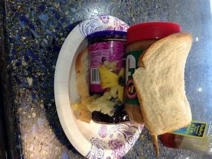 Out of This World PB&J Sandwich
