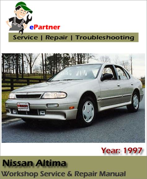car manuals free online 1997 nissan altima head up display nissan altima u13 service repair manual 1997 automotive service repair manual