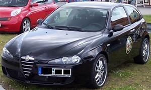 Avis Alfa Romeo 147 : alfa romeo 147 wikip dia a enciclop dia livre ~ Gottalentnigeria.com Avis de Voitures