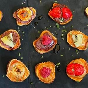 Idée Recette Saine : tartines sans pain id e recette saine ~ Nature-et-papiers.com Idées de Décoration