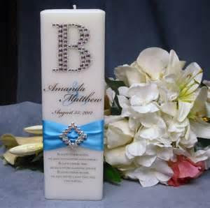 personalized wedding candles bling unity candle personalized wedding favours canada personalized glass wedding