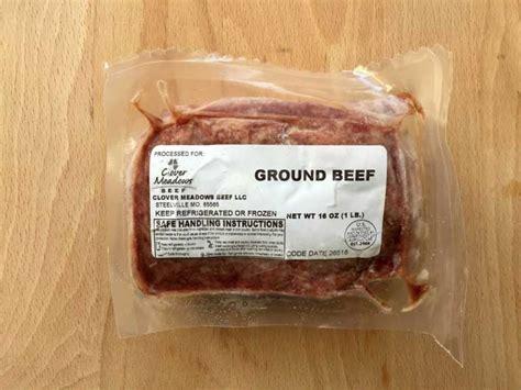 frozen ground beef packaging machine thermoformer  vacuum packaging  flexible film vacuum