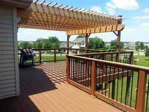 Grill überdachung Holz : 1001 tolle ideen f r balkon berdachung aus holz ~ Buech-reservation.com Haus und Dekorationen