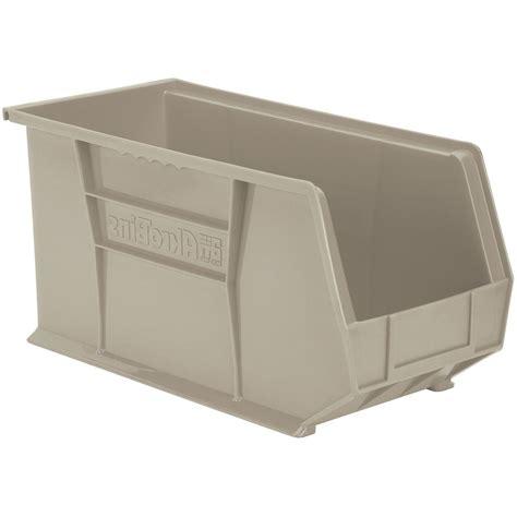 stackable bin storage cabinets stackable plastic bins titan mall storage bins plastic
