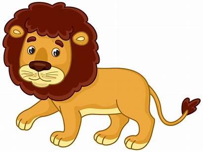 Lion Clipart Lions Cartoon Transparent Umbrellas Creazilla