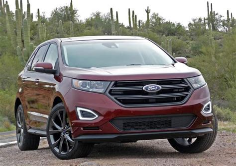 2018 Ford Edge Redesign, Specs, Refresh  2019  2020 Us