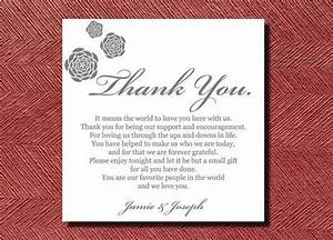 wedding thank you note template wedding ideas thank With thanks for wedding invitation quotes