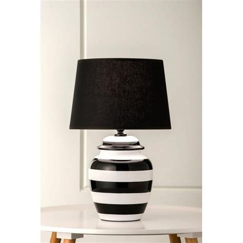 lighting australia 924 pepper black and white stripe