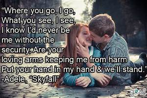 FAMOUS LOVE QUOTES FROM MOVIES AND SONGS image quotes at ...