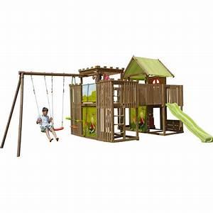Jeux En Bois Extérieur : soulet station bois chambord prix auchan pas cher et ~ Premium-room.com Idées de Décoration