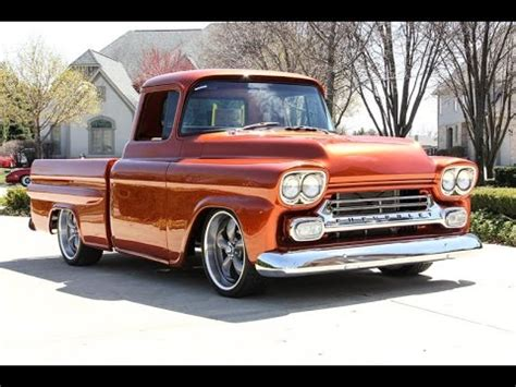 Chevrolet Apache Pickup For Sale Youtube