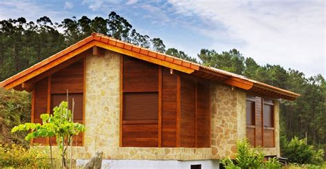casas de madera en galicia casas prefabricadas galicia casas de madera galicia