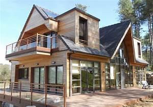 Maison En Bois Construction : maisons vasseur construction de maisons ossature bois dans le pas de calais la maison bois ~ Melissatoandfro.com Idées de Décoration
