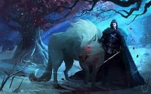 Game Of Thrones, Wolf, Direwolves, Direwolf, Concept Art ...
