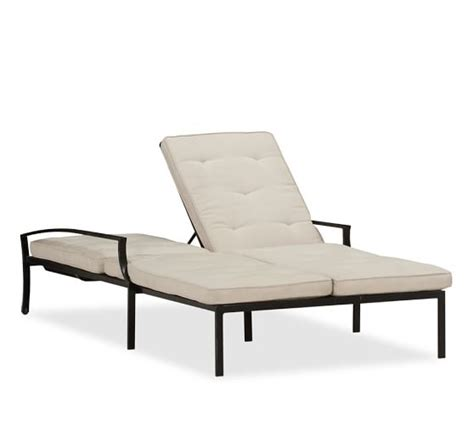 riviera chaise cushion pottery barn